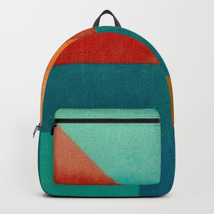 Sailing in River Mouth Backpack