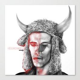 hessomethingelse Canvas Print