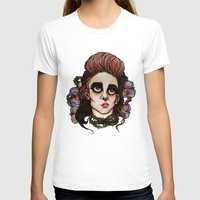 venus T-shirts featuring Venus by Julio César