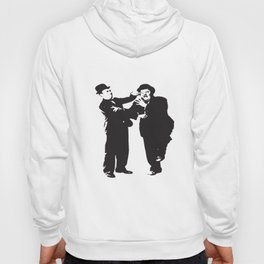 Laurel And Hardy Keystone Cops Keaton Chaplin Stan Laurel Oliver Hardy Police T-Shirts Hoody