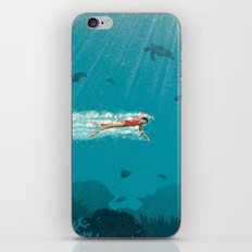 Comfort Zone iPhone & iPod Skin