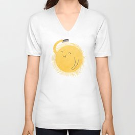 Good Morning, Sunshine Unisex V-Ausschnitt