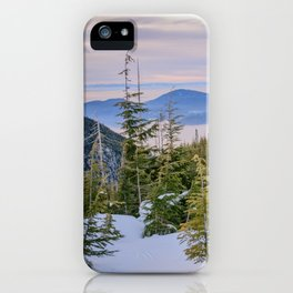 Bowen Island Lookout iPhone Case