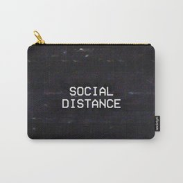 SOCIAL DISTANCE Carry-All Pouch