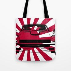 240Z - Rising Sun Tote Bag