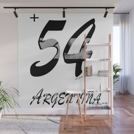 54 - Argentina Wall Mural