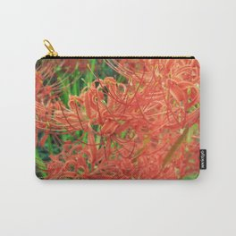 Secret Garden | Red Spider Lily Carry-All Pouch