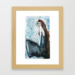 See Me, All of Me 02 Framed Art Print