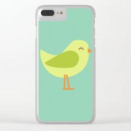birds 2.2 Clear iPhone Case