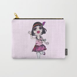 Chibi Flapper Carry-All Pouch