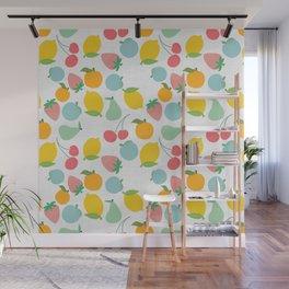 Fruta Wall Mural