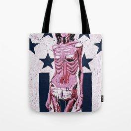 Love In America (Pink) Tote Bag