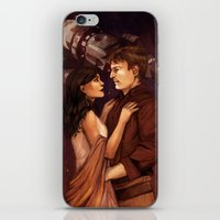 firefly iPhone & iPod Skins featuring Firefly by Vaahlkult