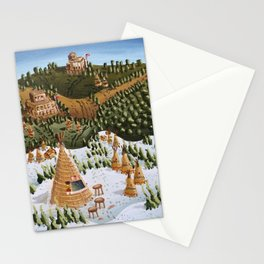 Canada's First Ice Cream Shop Stationery Cards