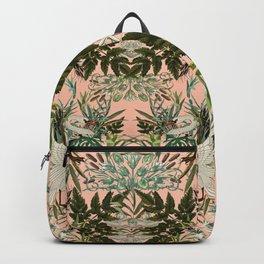 Romantic Swan Backpack