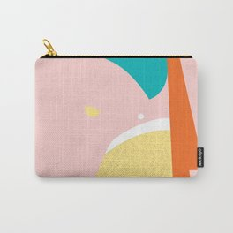 Girl with a Pearl Earring Risograph Carry-All Pouch