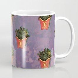 Mc Peas' RAW FRENCH FRIES Coffee Mug