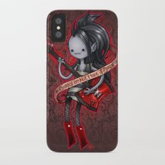 Sorry Im not  made of sugar Slim Case iPhone X