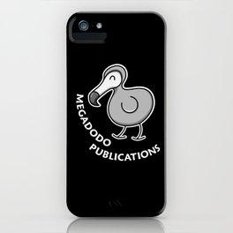 Megadodo Publications of Ursa Minor Beta iPhone Case