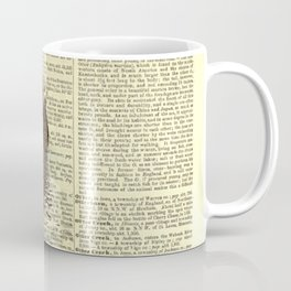 Otter in Love Coffee Mug