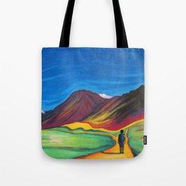 Mendoza walking Tote Bag