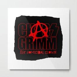 Chaos Army Metal Print