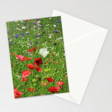 Wild Flower Walk Stationery Cards