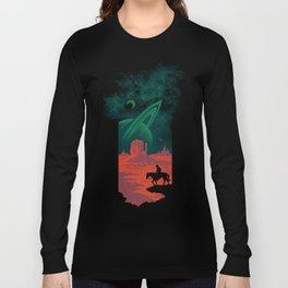 Final Frontiersman Long Sleeve T-shirt