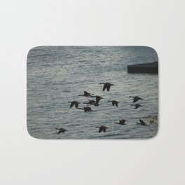 Canadian Geese Bath Mat