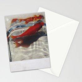 Pond Gold 0003 Stationery Cards