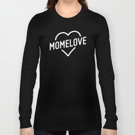 MOMELOVE - Logo Long Sleeve T-shirt