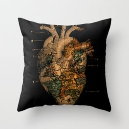 I'll Find You Throw Pillow