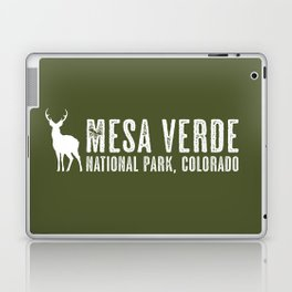 Deer: Mesa Verde, Colorado Laptop & iPad Skin