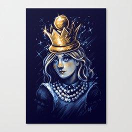 Queen Alice Canvas Print