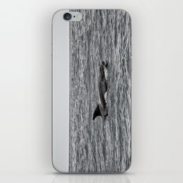 Voir les dauphins iPhone Skin