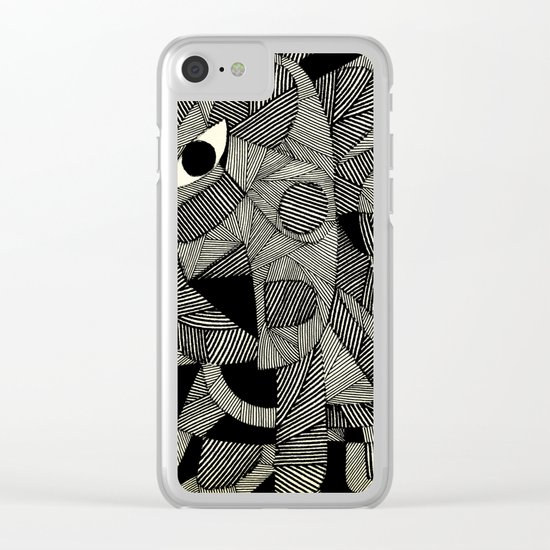 - fall west - Clear iPhone Case