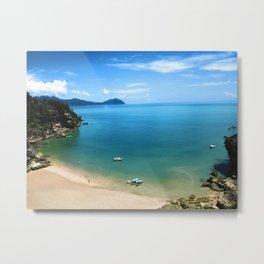 Dream Beach in Borneo Metal Print