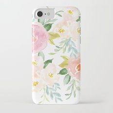 Floral 02 iPhone 7 Slim Case