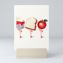 Lunch Ladies Pin-Ups Mini Art Print