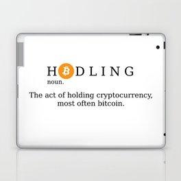 Bitcoin Hodling (BTC Hodl) Laptop & iPad Skin