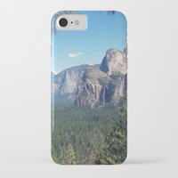 yosemite iPhone & iPod Cases featuring YOSEMITE  by Melissa Whitman