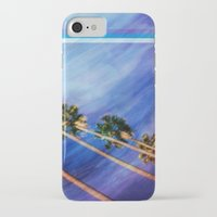 palms iPhone & iPod Cases featuring Palms by Psocy Shop