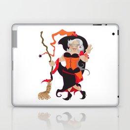 Granny Hex (Orange) Laptop & iPad Skin