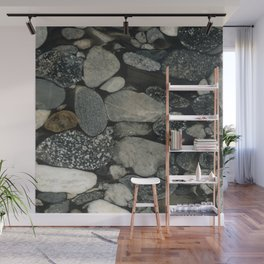 Marble Pebbles Wall Mural