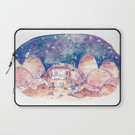 The House in the Desert Laptop Sleeve