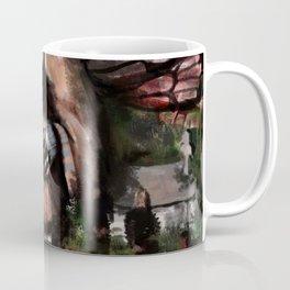 skull fairy Coffee Mug