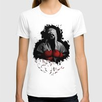 boxing T-shirts featuring Death Boxing by tshirtsz
