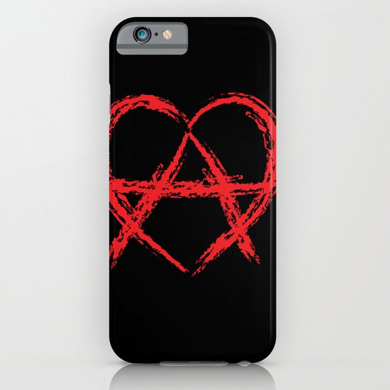 Anarcheart iPhone & iPod Case