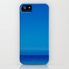 ibiza waters iPhone Case