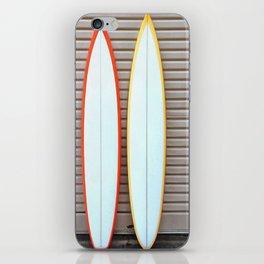 Surfin' iPhone Skin